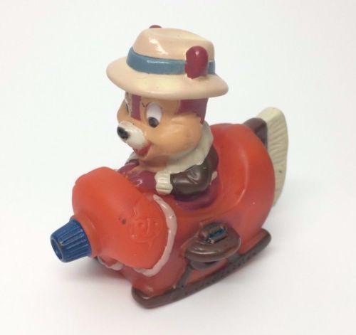 1989-McDonalds-Chip-N-Dale-Rescue-Rangers-CHIP-Under-3-Soft-Toy