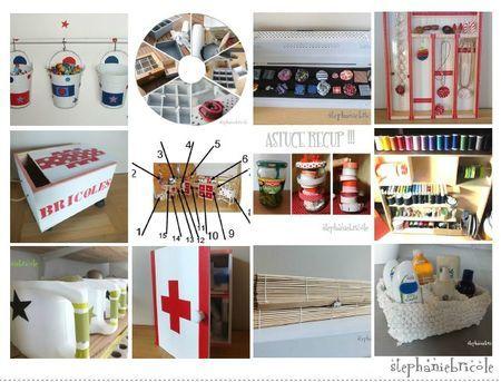 storage diy  DIY  Pinterest