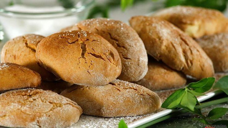Receita de Broas de batata-doce. Descubra como cozinhar a receita de broas de batata-doce de maneira prática e deliciosa com a TeleCulinária!