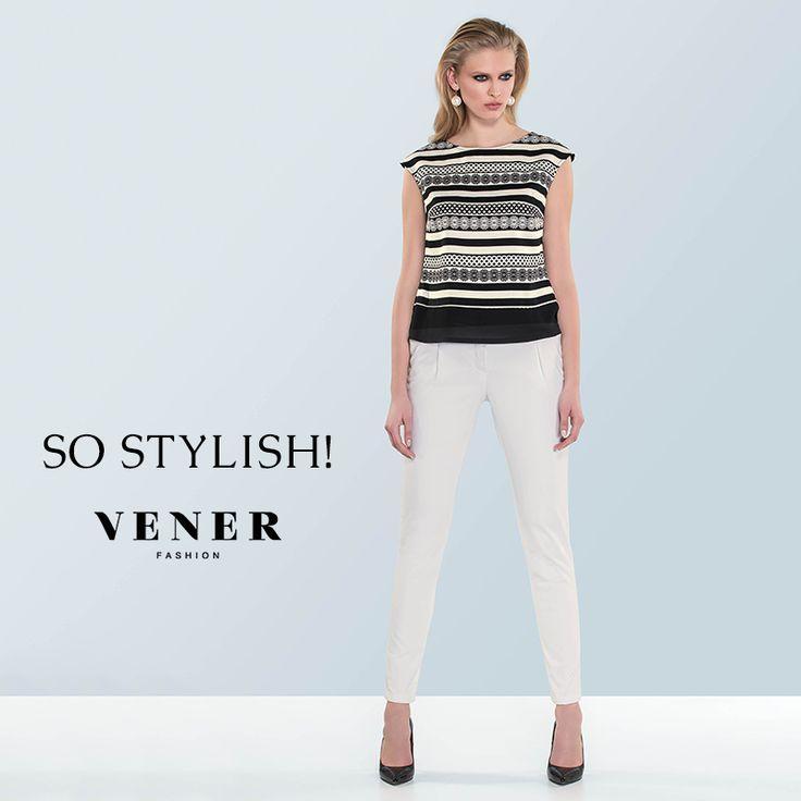 Η Κομψότητα είναι πάντα ο σκοπός! #vener #fashion