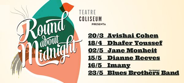 Round about midnight 2015 - Teatre Coliseum