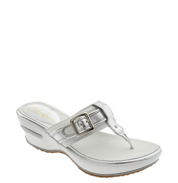 Cole Haan Air Maddy Sandal.  Bought two pairs of these yesterday (white and brown).