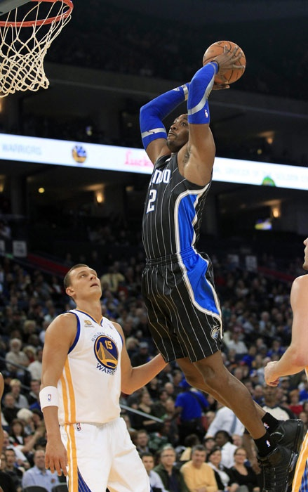 Dwight Howard will make the Lakers more deadly. Love the Lakers? Check out, http://weheartlakers.com