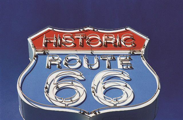 16 days on the 'Mother Road' - check out Route 66 www.iyctravel.com