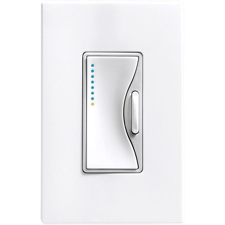 Eaton Aspire NonRF Accessory Switch with LEDs, White