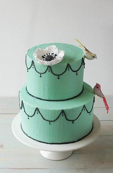 Torta de pajaritos