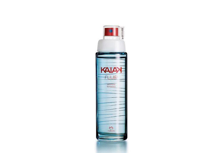 Kaiak Fluir - Shop Kaiak Características: Kaiak Fluir possui uma fragrância que traz a energia das notas cítricas, com corpo floral sofisticado e um fundo cremoso.