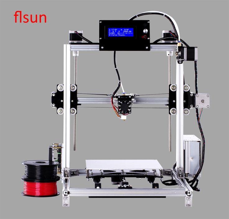245.00$  Buy here  - Updated Reprap Prusa i3 3d Printer,LCD Display Metal DIY 3d Printer Kit With 2 rolls Filament LCD 2GB SD Card