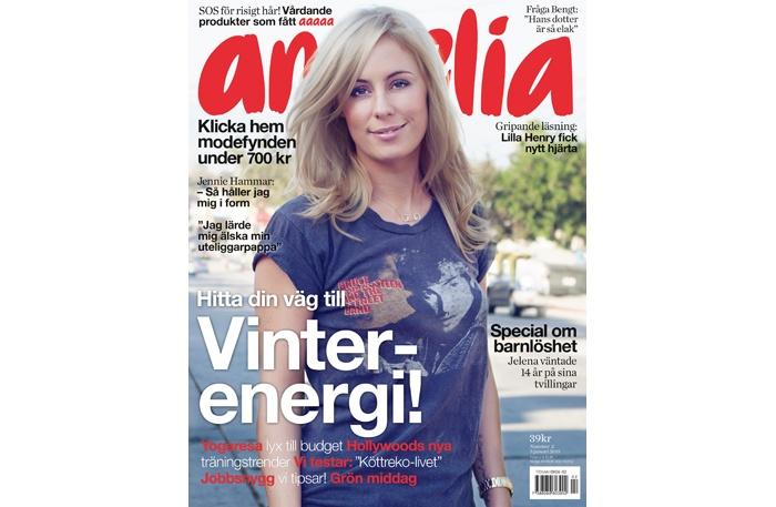 Ny energi på vintern - vi visar vägen i nya numret - Amelia