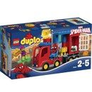 Lego DUPLO: Spider-Man Spider Truck Adventure Help Marvel™s Spider-Man stop Green Goblin from stealing the money! Use the tracking device and radar in Spider-Man™s amazing Spider Truck to find where he is hiding, then head to the scene to hunt hi http://www.MightGet.com/january-2017-11/lego-duplo-spider-man-spider-truck-adventure.asp
