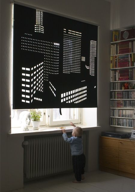 who needs a view - make your own -I am so doing this!!
