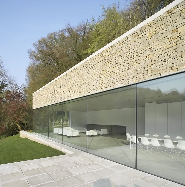 Private House by Hufton + Crow