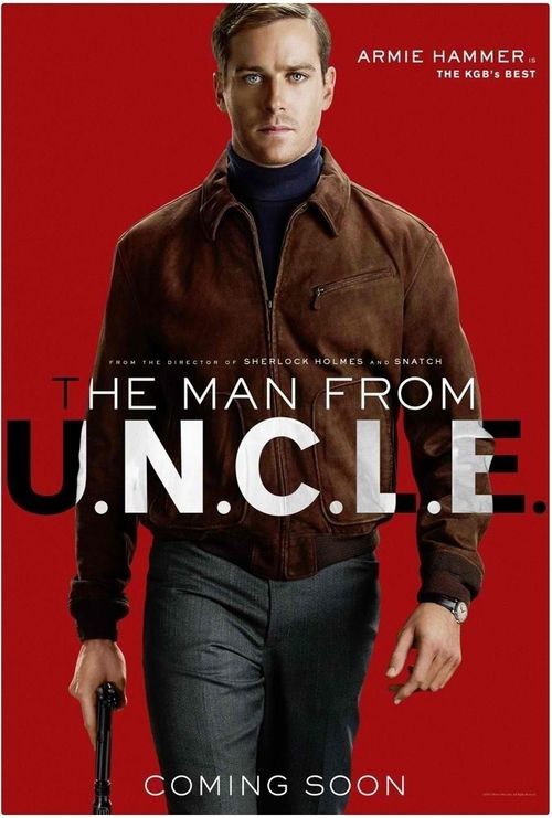 Watch The Man from U.N.C.L.E. Full Movie Online