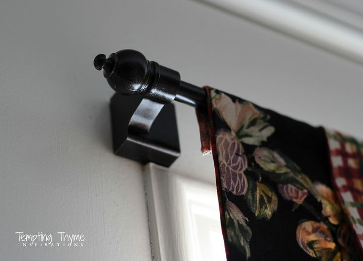 I took a little detour from my 2014 Goals by swapping out the existing curtain hardware for this amazing magnetic curtain rod. Why the change? This curtain happens to be one of the first things you see as you enter … Continuereading→