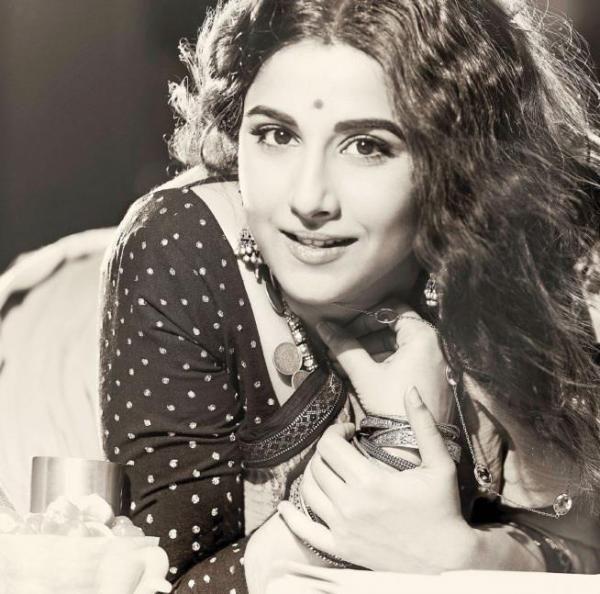 Vidya Balan's photoshoot for Filmfare