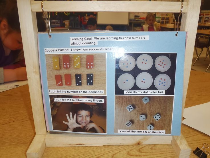 Image result for success criteria examples for kindergarten