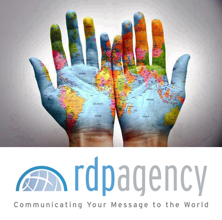 Communicating your message to the world.