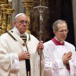 Cronograma del Papa Francisco del año 2015