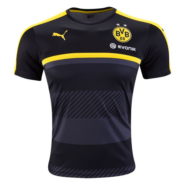 Borussia Dortmund Training Jersey  | $54.99 | Holiday Gift & Stocking Stuffer ideas for the Borussia Dortmund fan at WorldSoccerShop.com