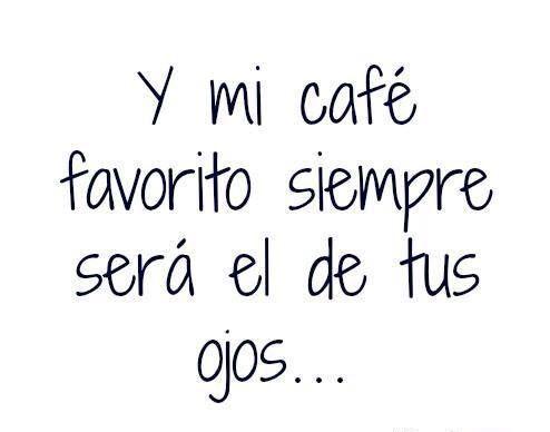 mi café favorito