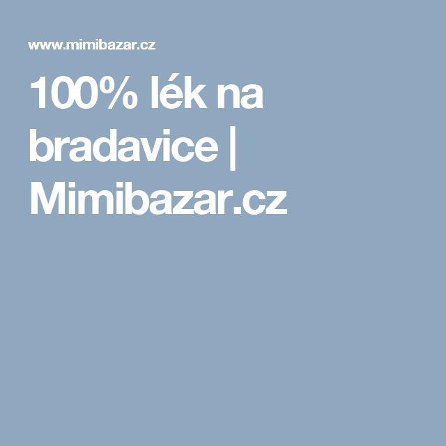 100% lék na bradavice | Mimibazar.cz