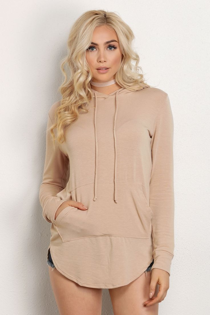 Taupe The Best Hoodie | WindsorCloud