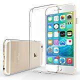 Rolex- #10: Yousave Accessories iPhone 6S / 6 Custodia Protettiva Trasparente Ultrasottile Di Gel In Silicone TPU 05 Mm [Misure Perfette] - via http://ift.tt/1nDrqv2