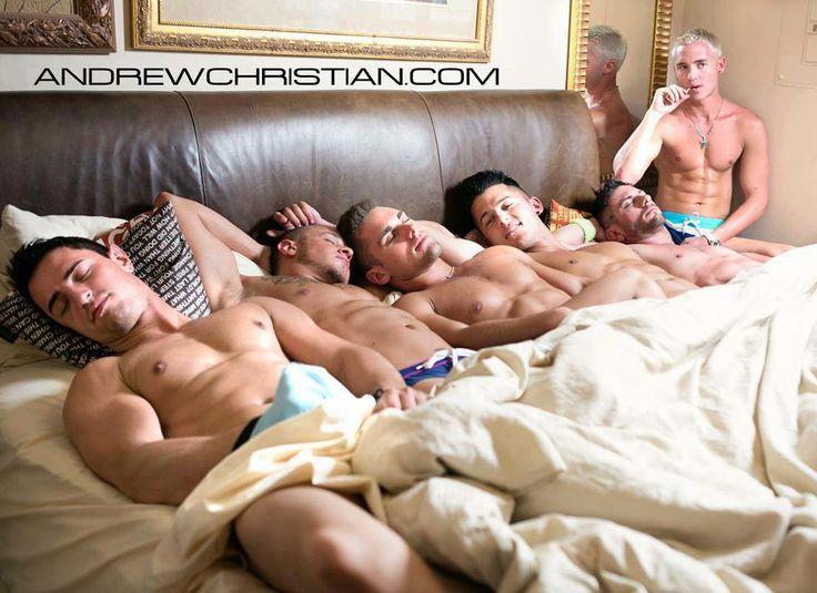 Gay Slumber Party 44