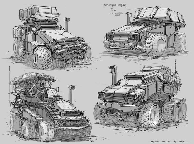 Fantastic Concept Work from the FZD School of Design - Core77