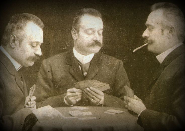 #Vintage #Toscano #Cigar #Aficionados: card player 3-some effect #cigars #cigaraficionado