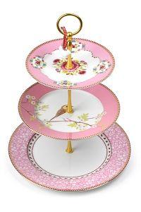 PiP Cake Stand Pink