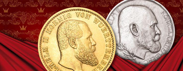 6. Oktober 1891 – Wilhelm II. wird König von Württemberg