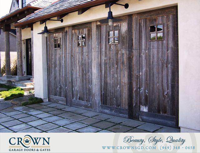 vintage garage doors7 best Vintage Garage Doors images on Pinterest  Garage doors