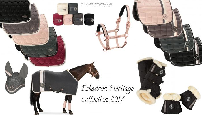 Quick look at the new Eskadron Heritage Collection 2017!