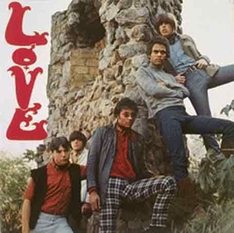 great early psychedelic band fronted by the amazing Arthur Lee