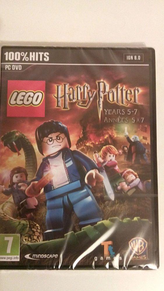 LEGO - HARRY POTTER Années 5 à 7 - PC - NEUF