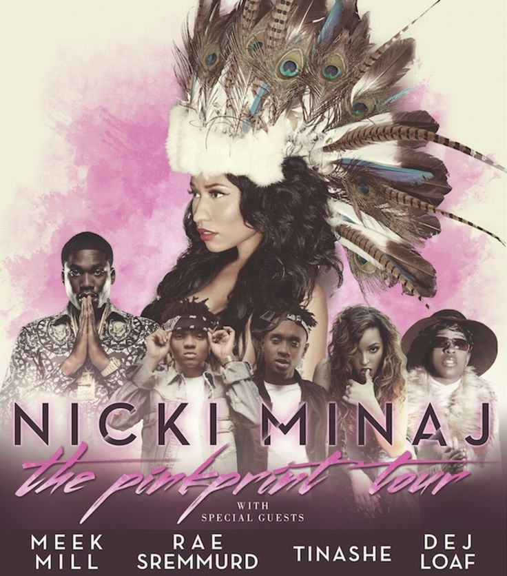 Thinking of catching a show on the #NickiMinaj Pink Print Tour? Have you already seen it? What did you think?  If not, check out our Nicki Minaj Pink Print #Setlist and #Concert #Review first:   http://eatplayrock.com/2015/08/nicki-minaj-pink-print-tour-setlist/  #music #musicmonday