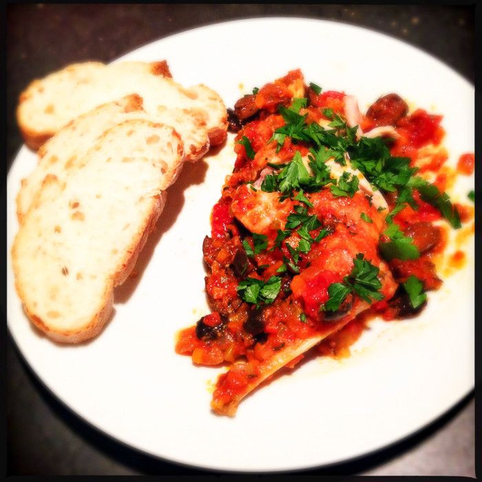 An authentic taste of Tuscany! Delicious slow-braised rabbit in white wine, rosemary, olive and tomato sauce - Gino D'Acampo