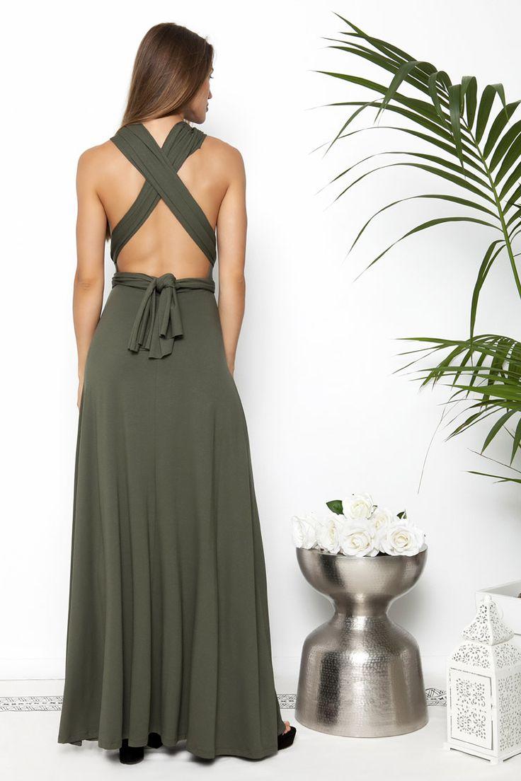 Multi Way Φόρεμα - ΡΟΥΧΑ -> Φορέματα & Φόρμες | Made of Grace