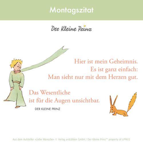 Image Result For Zitate Aus Der Kleine Prinz Zur Geburt