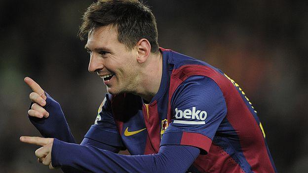 Lionel Messi igualó récord de Raúl como máximo goleador de Europa #Depor