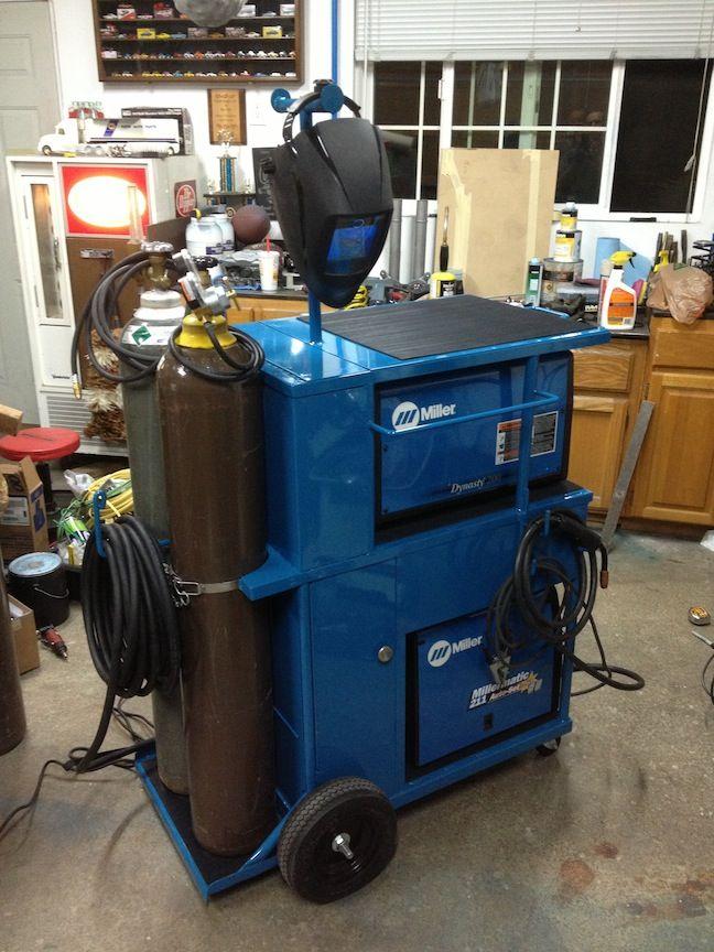Mechanic Shops Near Me >> Best 25+ Welding cart ideas on Pinterest   Welding table ...
