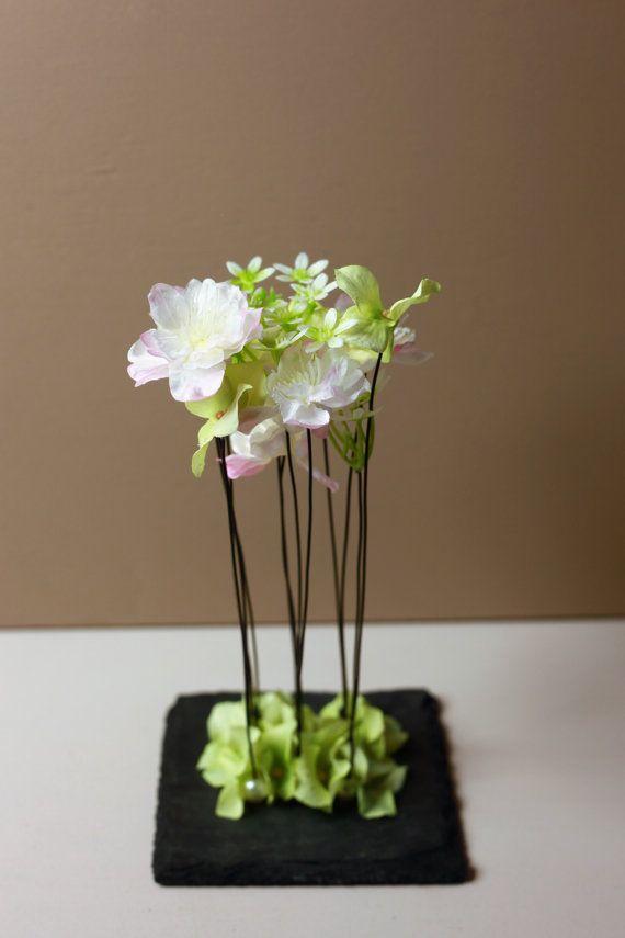 17 meilleures id es propos de centres de vases carr s for Decoration interieur solde