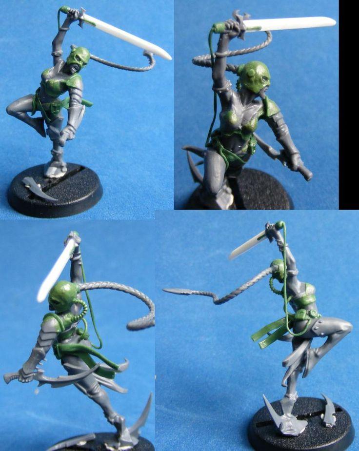 Death Cult Assassin, Inquisitor, Warhammer 40,000 - =I= Death cult assassin - Gallery - DakkaDakka | Toy Soldiers for *real* men.