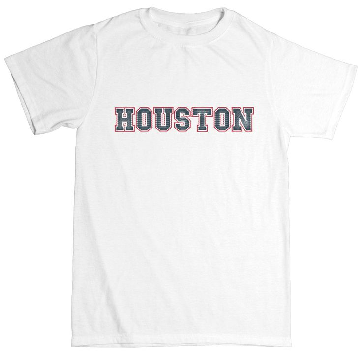 Houston Football Club Toddler Cotton Crew Neck T-Shirt