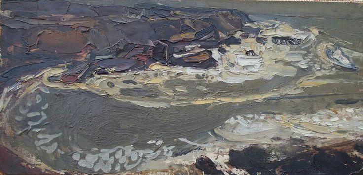 Coastline - Joan Eardley