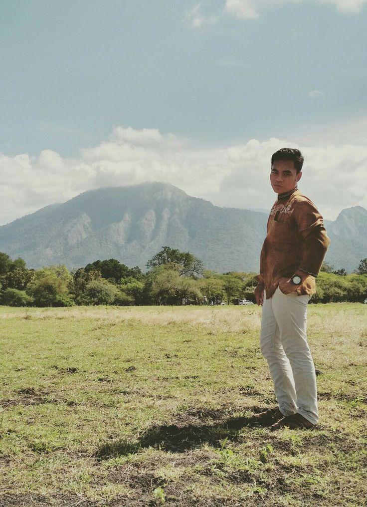 Taman nasional baluran jawa timur indonesia