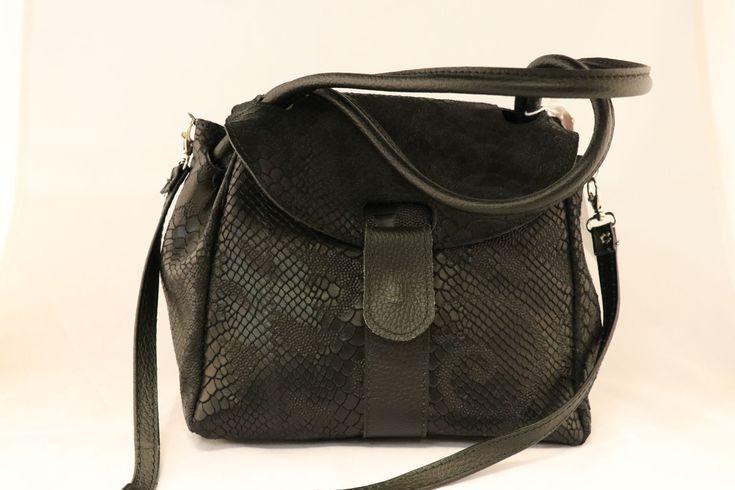 damestas, zwart kleur. | DenBosch Fashion