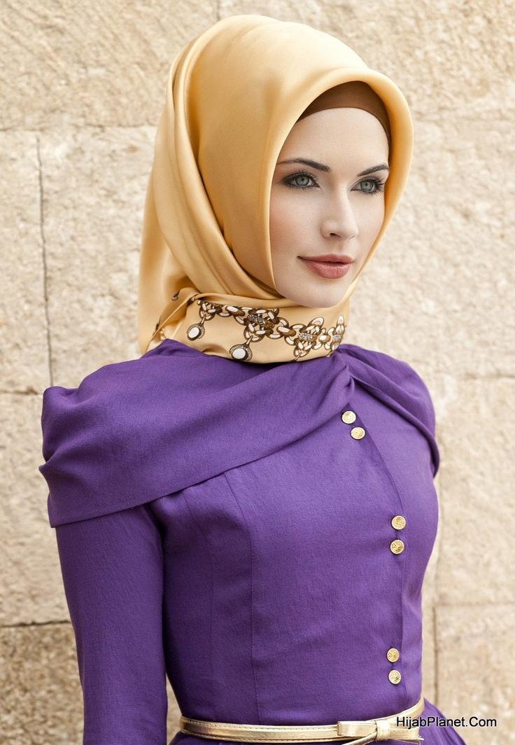 Armine Leyla Silk Hijab - HijabPlanet.Com