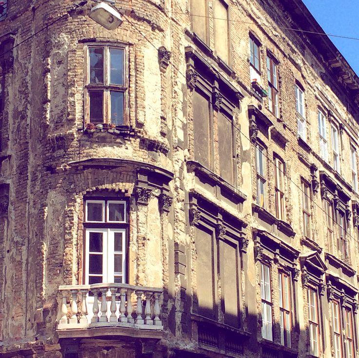Belvárosi agónia / Budapest / V. kerület